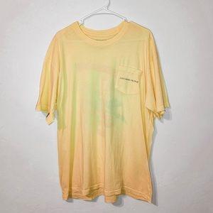 southern proper yellow t-shirt